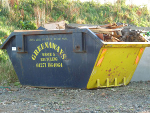 Skip Hire North Devon